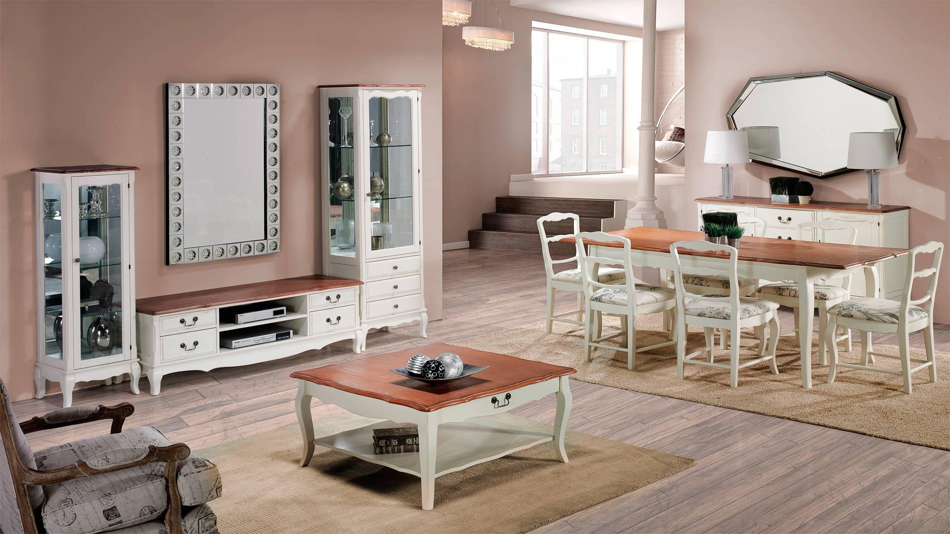 Salon comedor niza for Mobiliario salon comedor